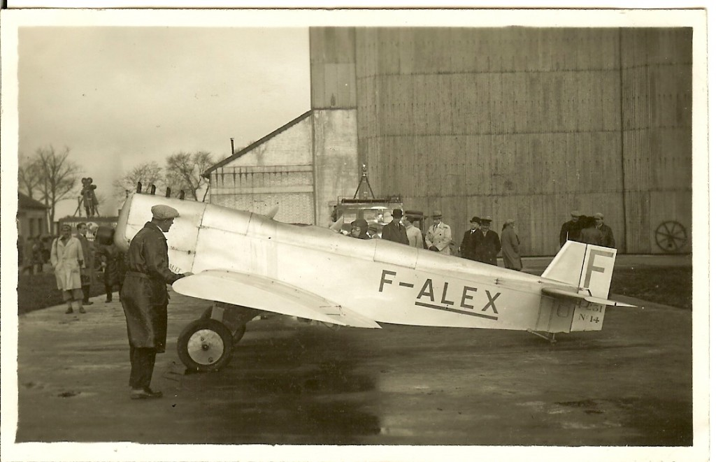 Farman 231 (F-ALEX)