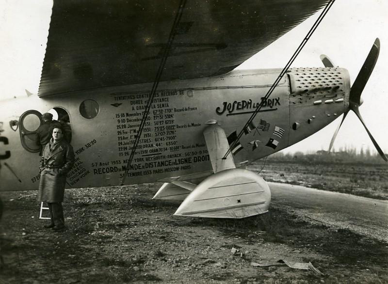 Blériot Zappata 110, une longue liste de records